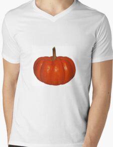 Mini Pumpkin Mens V-Neck T-Shirt