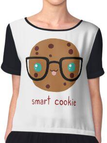Smart Cookie Chiffon Top