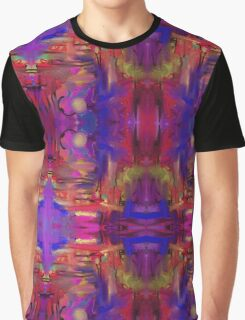 Downtown Moon Repeats Graphic T-Shirt