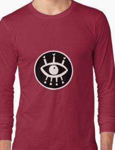 Eye of Destruction Long Sleeve T-Shirt