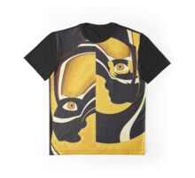 Medicine Man (Curvilinear Project  No. 337) Graphic T-Shirt