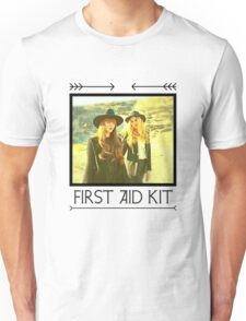 First Aid Kit Unisex T-Shirt