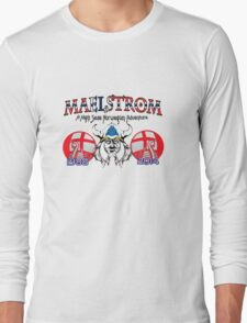 Ode to Maelstrom Long Sleeve T-Shirt