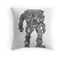 We Can Be Titans Throw Pillow