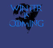 Team Mystic Winter is Coming Go - Black Unisex T-Shirt