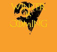 Team Instinct Winter is Coming - Black Unisex T-Shirt