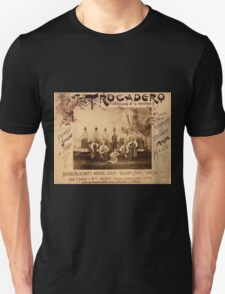 Performing Arts Posters Dimitri Iwanoffs Imperial Troup of Russian singers and dancers 0504 Unisex T-Shirt