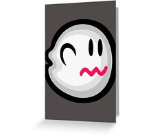 Boo Diddly 2 Greeting Card