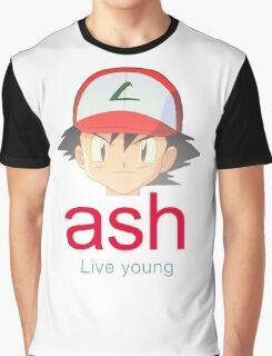 Ash K. Graphic T-Shirt
