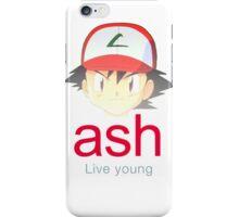 Ash K. iPhone Case/Skin
