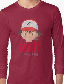 Ash K. Long Sleeve T-Shirt