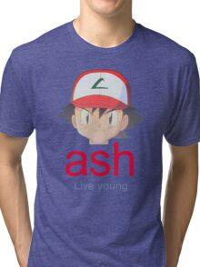 Ash K. Tri-blend T-Shirt