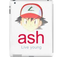 Ash K. iPad Case/Skin