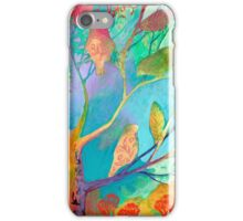 Forest Leaves iPhone Case/Skin