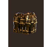 Chicago Fire - One Family Photographic Print
