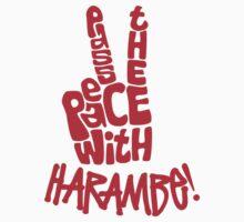harambe One Piece - Long Sleeve