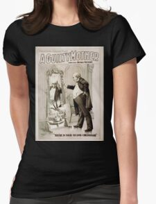 Performing Arts Posters Gorgeous scenic play A guilty mother 1094 Womens Fitted T-Shirt