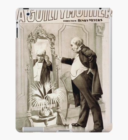 Performing Arts Posters Gorgeous scenic play A guilty mother 1094 iPad Case/Skin