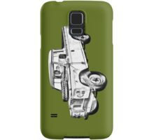 1971 Land Rover Pick up Truck Drawing Samsung Galaxy Case/Skin