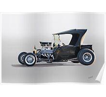 1923 Ford Model T Roadster Pickup I Poster