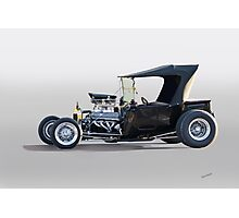 1923 Ford Model T Roadster Pickup I Photographic Print