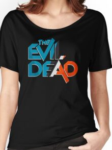 Retro The Evil Dead Women's Relaxed Fit T-Shirt