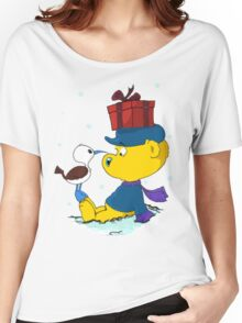 Ferald and The Boobies Women's Relaxed Fit T-Shirt