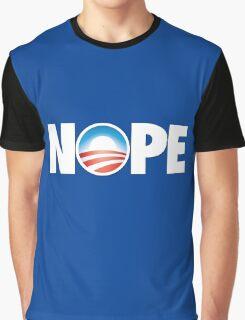 NOPE Graphic T-Shirt