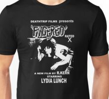 Lydia Lunch t shirt fingered film  Unisex T-Shirt