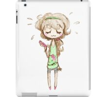 Get Wii Fit! iPad Case/Skin