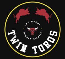 Twin Toros by jayrielleob