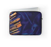 paintbrush background Laptop Sleeve