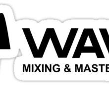 Waves Plugins Sticker