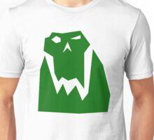 Orc head (Green) Unisex T-Shirt