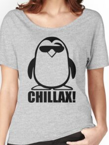 Penguin Birthday Women's Relaxed Fit T-Shirt