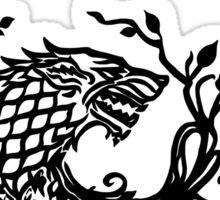 Starks of Winterfell Sticker