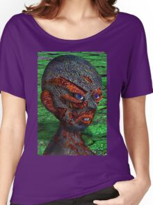 Profile Made from Shattered Reflector Women's Relaxed Fit T-Shirt