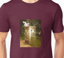 Telephone Booth 2 Unisex T-Shirt