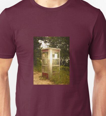Telephone Booth 2 Unisex T-Shirt