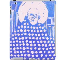 Blue world iPad Case/Skin