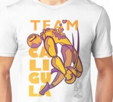 Bunny Gore Justice - Ragdoll Soldier (Team Caligula) Unisex T-Shirt