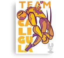 Bunny Gore Justice - Ragdoll Soldier (Team Caligula) Canvas Print