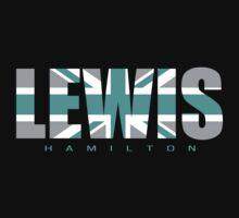 Lewis LH44 Baby Tee