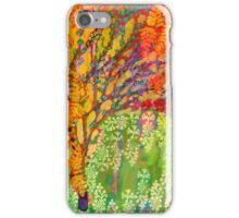 Immersed in Summer iPhone Case/Skin