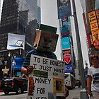 Only in Times Square by Stephen Burke