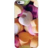Valentines day conversation hearts blank iPhone Case/Skin