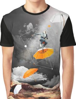 JUST BEFORE THE RAIN OF RUST Graphic T-Shirt