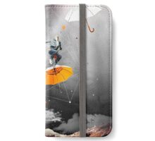JUST BEFORE THE RAIN OF RUST iPhone Wallet/Case/Skin