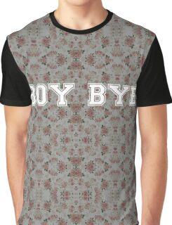 Boy Bye - Vintage Graphic T-Shirt