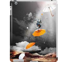 JUST BEFORE THE RAIN OF RUST iPad Case/Skin